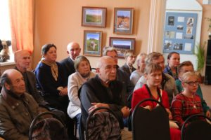 презентация книги о преподобном силуане афонском и его родном селе шовское