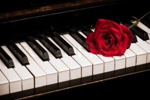 пианино в Доме Игумновых