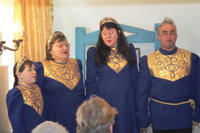 ансамбль «Звонница»