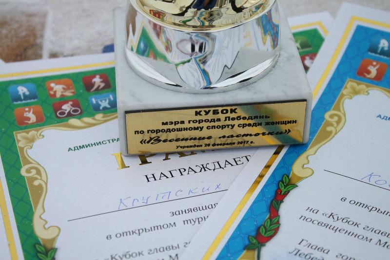 Городошный турнир «Весенние ласточки» в Лебедяни