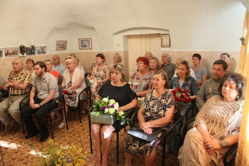 Концерт Романа Демидова в Лебедяни (21 июля 2018)