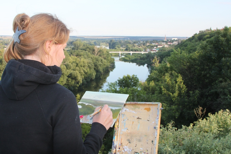 Лебедянские художники
