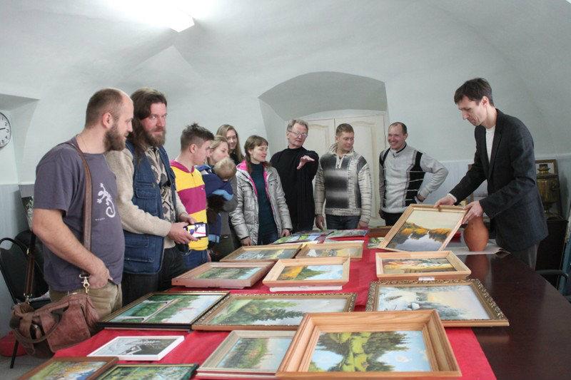 В Лебедяни определили победителей конкурса Зарецкого